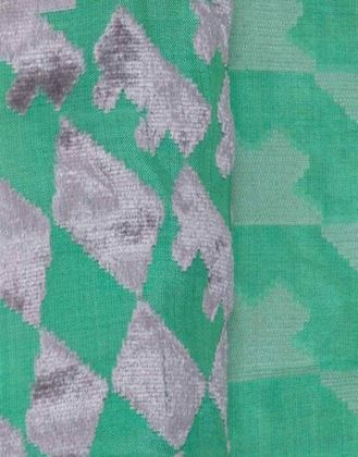 1920s-green-and-silver-burn-out-velvet-shawl-2