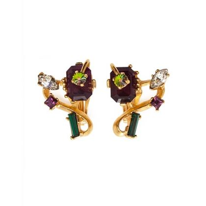 1980s-christian-lacroix-gem-set-earrings-2