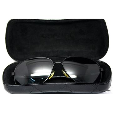 Chanel sunglasses in case