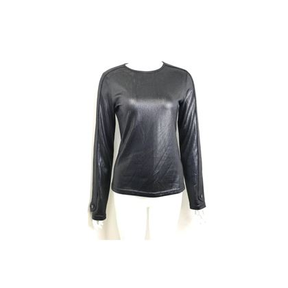 gucci-by-tom-ford-black-polyester-long-sleeves-top