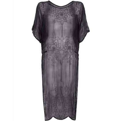 black-silk-1920s-chiffon-tunic-style-flapper-dress-with-beaded-embellishment