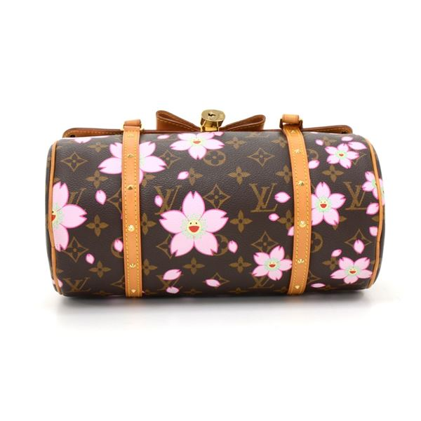 louis-vuitton-papillon-27-cherry-blossom-monogram-canvas-murakami-hand-bag-2003-limited