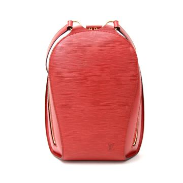 louis-vuitton-mabillon-red-epi-leather-backpack-bag
