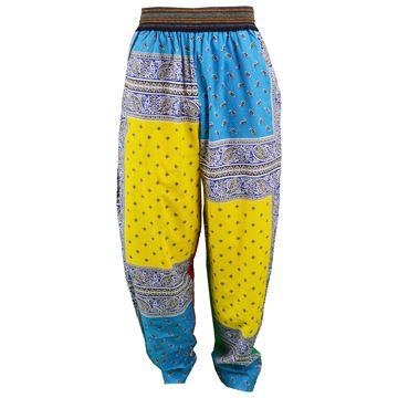 Paul Smith 1990s Multicoloured Men's Harem Pants