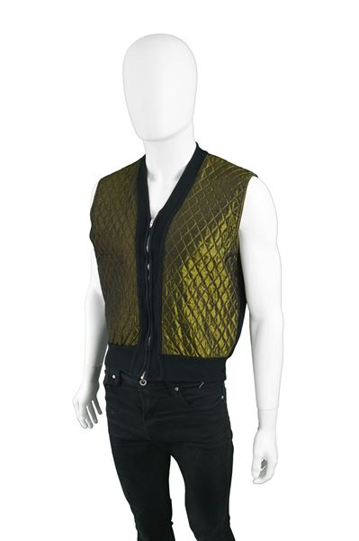 Jean Paul Gaultier 1980s Quilted Vintage Jacket