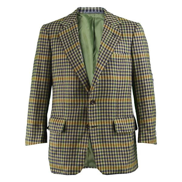 Chester Barrie for Harrods 1970s Cashmere Vintage Jacket
