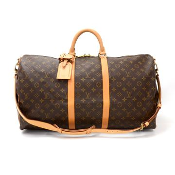 vintage-louis-vuitton-keepall-55-bandouliere-monogram-canvas-duffel-travel-bag-strap-4