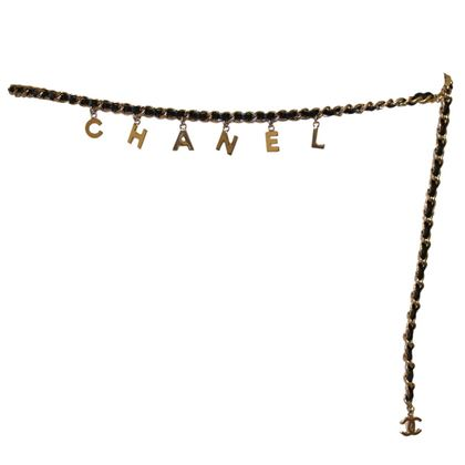 chanel-chain-belt