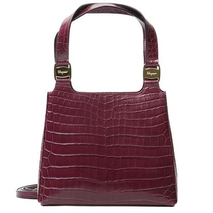 salvatore-ferragamo-crocodile-pattern-vara-plate-2way-bag-purple