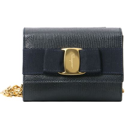 salvatore-ferragamo-lizard-pattern-vara-ribbon-plate-3way-chain-bag-navy-3