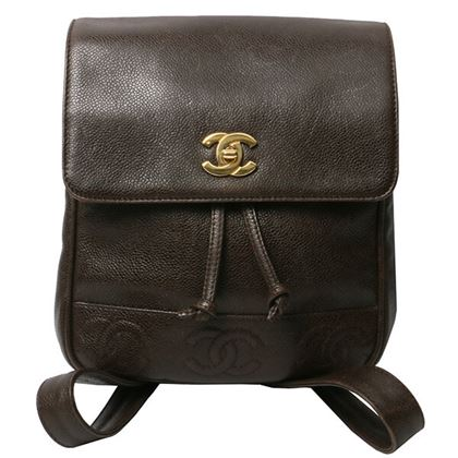 chanel-caviar-skin-3-cc-mark-stitch-backpack-brown