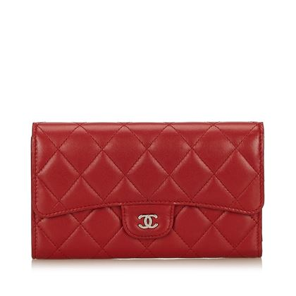 red-chanel-quilted-leather-matelasse-wallet-red