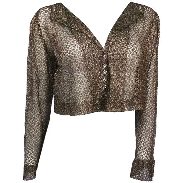 1930s-black-lace-metallic-bolero