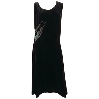 1920s-black-velvet-rhinestone-dress