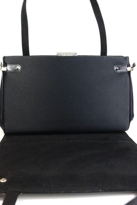 gucci-by-tom-ford-black-leather-and-silk-handbag