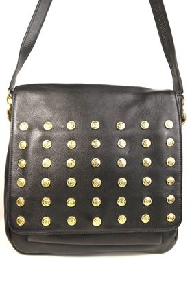 gianni-versace-couture-black-lambskin-with-gold-toned-medusa-shoulder-bag