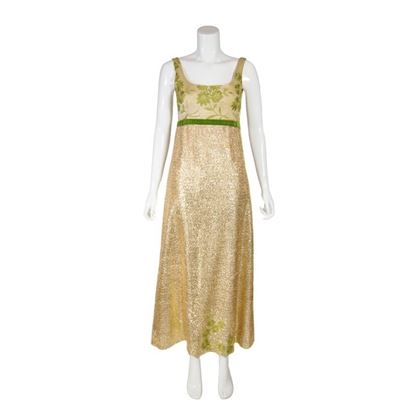 1960s-gold-sparkly-vintage-evening-dress