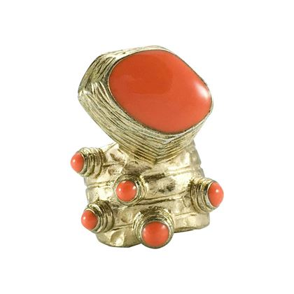 yves-saint-laurent-faux-coral-gilded-modernist-ring-1990s