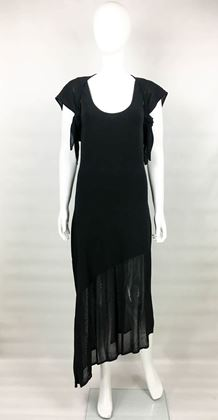 chanel-asymmetrical-black-dress-2002