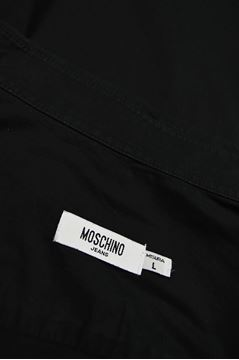 Moschino 1990s Playing Card Short Sleeve Shirt