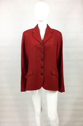 hermes-deep-read-wool-jacket-1990s