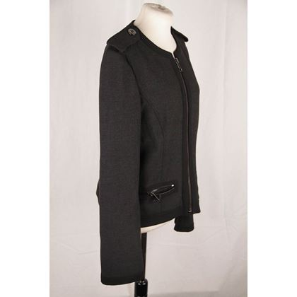 burberry-charcoal-slim-fit-zip-jacket-with-epaulettes-size-12