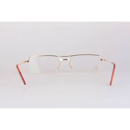 cartier-paris-gold-titanium-semi-t-double-eyeglasses-t8100727-140-nos