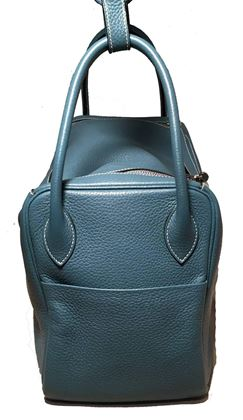 hermes-blue-jean-clemence-leather-lindy-bag