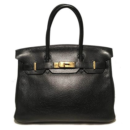 hermes-black-clemence-leather-gold-ghw-30cm-birkin-bag