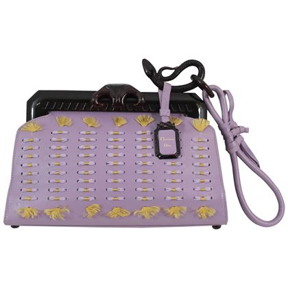 2007-christian-dior-limited-edition-samourai-clutch-in-purple-leather