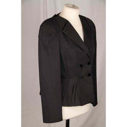 gucci-black-double-brasted-blazer-jacket-with-peplum-hem-size-42