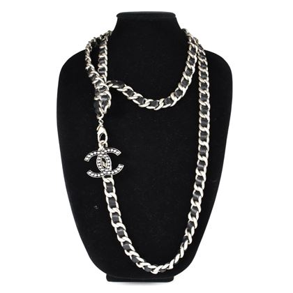 chanel-2010-leather-chain-necklace-belt