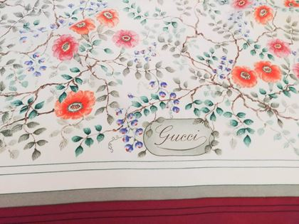 gucci-floral-print-silk-scarf-1970s