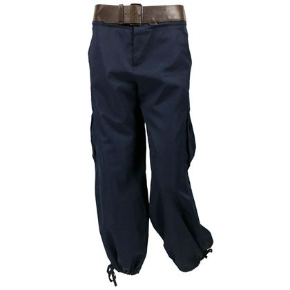 jean-paul-gaultier-navy-blue-nylon-cargo-pants-with-detachable-belt-1990s