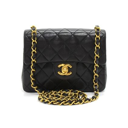 chanel-7-black-quilted-mini-flap-shoulder-bag