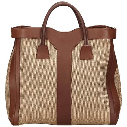 ysl-brown-and-beige-woven-and-linen-y-tote-bag
