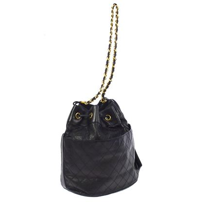 chanel-black-quilted-lambskin-gold-toned-cc-drawstring-bucket-shoulder-bag