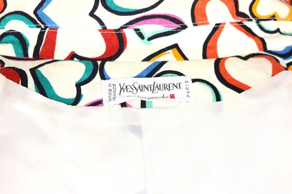 yves-saint-laurent-white-multi-colours-hearts-blazer