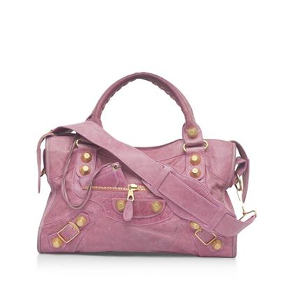 balenciaga-pink-giant-city-bag