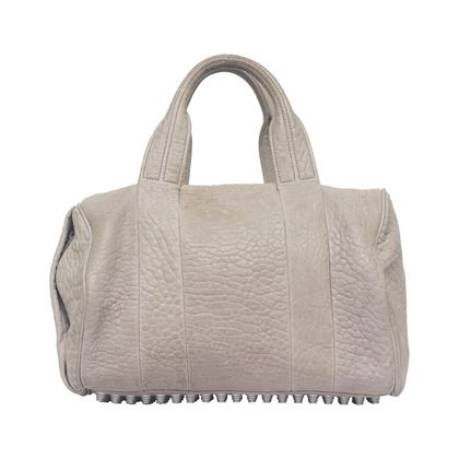 alexander-wang-grey-coco-duffle-bag