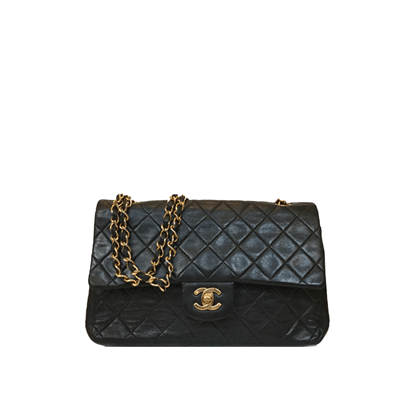 chanel-255-classic-flap-bag-with-gold-hardware-5