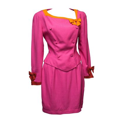 1980s-thierry-mugler-two-piece-pink-suit-2