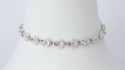 60s-napier-clear-rhinestone-and-silver-tone-necklace