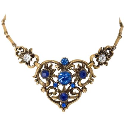 40s-coro-blue-crystal-necklace-2