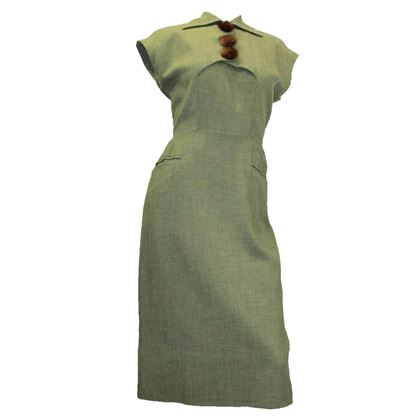 1950s-jack-mann-dress-and-hat-2
