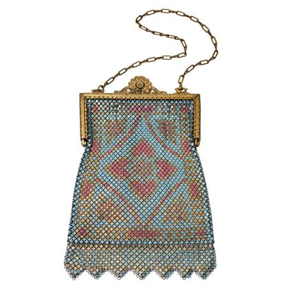 1920s-blue-and-pink-enamel-mesh-purse-2