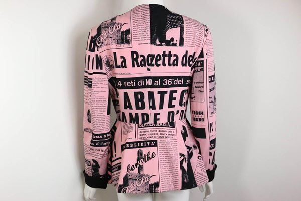 moschino-couture-pink-wool-smiley-face-newsprint-jacket-2