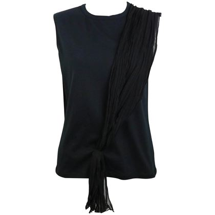dior-black-tank-top-with-silk-wrap-details-2