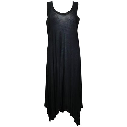 ann-demeulemeester-black-asymmetrical-long-dress-2