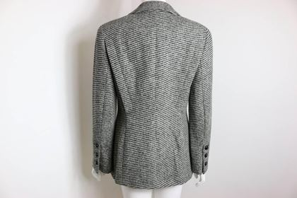 chanel-classic-wood-black-and-white-tweed-blazer-2